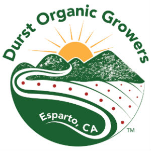 Logo for Durst Organic Growers