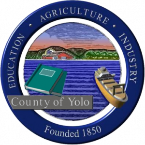 Seal for Yolo County